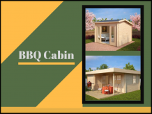 Buy the Best Prefabricated Wooden BBQ Huts