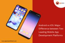 Android vs. iOS: Major Difference between Two... -                       Appclues Infotech