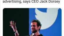 Twitter to Bans Political Ads - CEO, Jack Dorsey announced