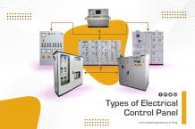 Types of electrical control panel? - Expert Engineers