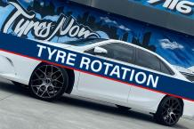 Tyre Rotation | Directional Tyre Rotation Pattern - Tyres Now