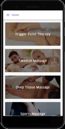 Uber For Massage | On-Demand Massage App Development Service
