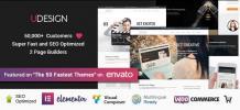 uDesign - Responsive WordPress Theme - scoopbiz.com