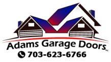garage door track installation Arlington