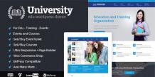 University - Education, Event, and Course Theme - scoopbiz.com