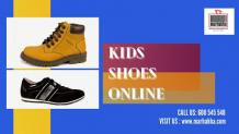 The Best Online Store To Buy The Trendiest Kids Shoes