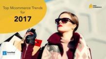 Top Mcommerce Trends