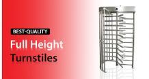 Buy Best-Quality Full Height Turnstiles