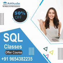 Best SQL Classes in Uttam Nagar