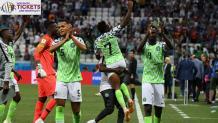Qatar Football World Cup 2022: Former International Analyzers Nigeria's FIFA World Cup Chances – Qatar Football World Cup 2022 Tickets