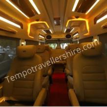 Tempo Traveller Hire in Delhi | Tempo Traveller on Rent Delhi
