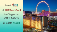Are You Attending HR Tech Conference 2019?