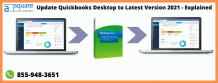 Update QuickBooks Desktop To Latest Version - solved.