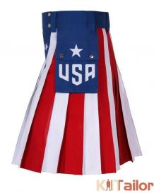 USA Flag Utility Kilt