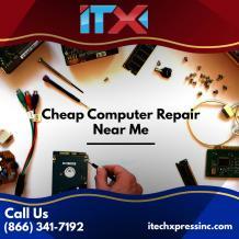 Cheap Computer Repair near Me
