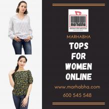 Tops for Women Online