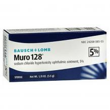 Bausch and Lomb Muro 128 ointment