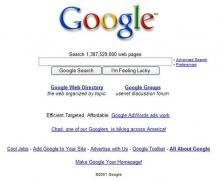 Usefulness / Important of Google search engine