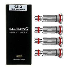 Uwell Caliburn G Replacement Coils - 4Pcs/Pack - Wholesale Vapor Supplies | USA Vape Distributor