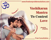 Vashikaran Mantra to Control Love
