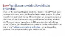 Vashikaran specialist in hyderabad