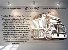 Vector Conversion Services