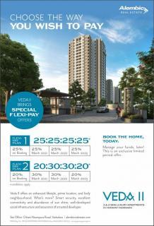 3BHK Flats for Sale in Vadodara | Luxury Apartments in Gujarat