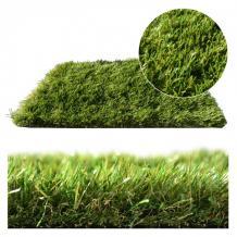 40mm Super Soft Velvet Artificial Grass - Synthetic Fake Grass | Terrace Artificial Grass