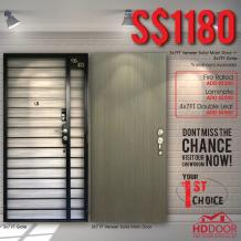 Hurry! Limited Time Offer for Main Door & Gate - You don't wanna miss this