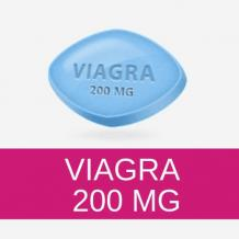 Buy Generic Sildenafil Citrate 200 mg Tablets