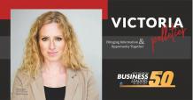 Victoria Pelletier: Bringing Information & Opportunity Together
