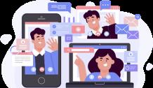 Video Conference App Development Cost like Zoom/GoogleMeet