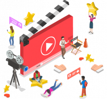 Video Content - Best Video Content Marketing Services at Orionators