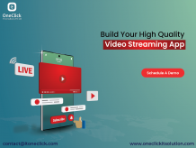 Video streaming app development, On-demand video streaming app development, Developing a video streaming apps like Netflix, entertainment app development, Video streaming app development cost, video streaming apps