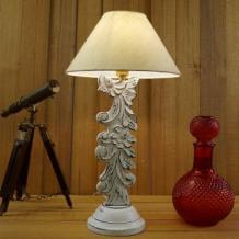 Vino Cream Table Lamp