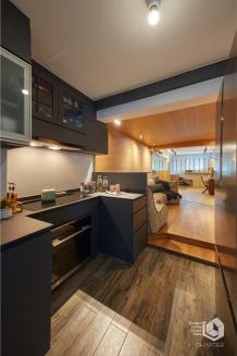 Kitchen Interior Design Singapore