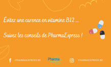 Carence en vitamine B12 ? PharmaExpress vous explique tout ! - Le Blog PharmaExpress