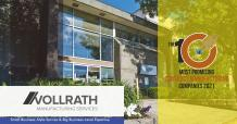 Vollrath: Small Business-Style Service & Big Business-Level Expertise