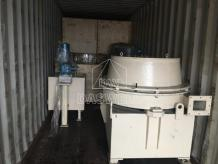 Daswell Transported Powder Coating Machine Production Line To Egypt