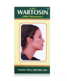 wartosin lotion