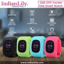 Kids Watch With GPS Tracker | Buy GPS watch For Kids | Indian Lily