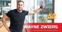 Wayne Zwiers: A Technology Maverick Solving Complex Business Problems