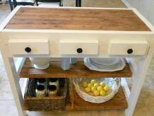 Ways to make other uses of an old changing table