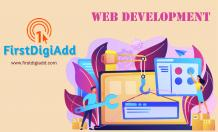 Build Your Own Website using Web Development Services by First DigiAdd
