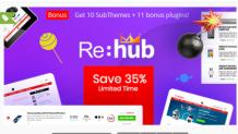 REHub - Best Price Comparison, Multi Vendor Marketplace, Affiliate.