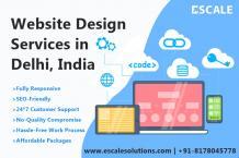 Website design services in Delhi