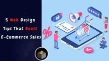 5 Best Web Design Tips That Can Boost Your e-Commerce Sales in 2021