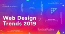 Top 20 Web Design Trends 2019 So Innovative That You Can't Ignore