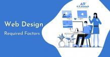 5 Roles Every Successful Web Design Required Factors