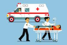 Top Level Road Ambulance Service in Patna by Hanuman Ambulance